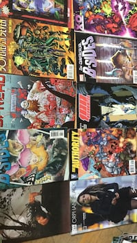 Marvel Avengers comic book collection Montreal, H3W 2E7