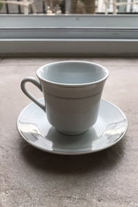 12 Lady Grace Espresso Cups and Saucers (Set of 12) Toronto, M9M 1G3