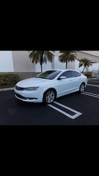 white and black Honda Civic sedan Miami, 33182