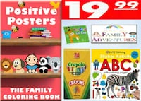 Positive Posters Fundraising Kit 2000