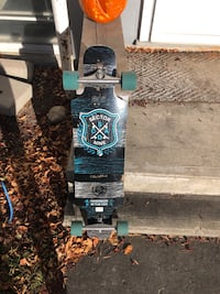 Sector nine longboard (moderately used) Calgary, T2K 3C6