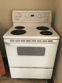 Whirlpool stove Mississauga, L5A