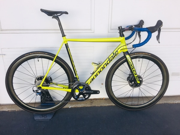 97c81aac3c5 Used Cannondale CAAD 12 With Zipp 302 Wheelset & Shimano Dura Ace ...