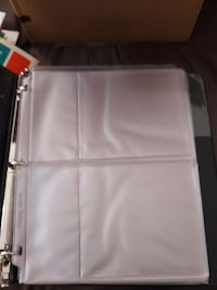 2 sectioned sheet protector