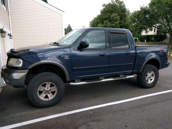 2003 Ford F-150 4WD Supercrew Off-Road