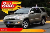Toyota 4Runner 2003 Sterling