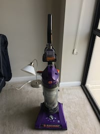 purple and black upright vacuum cleaner Alexandria, 22304