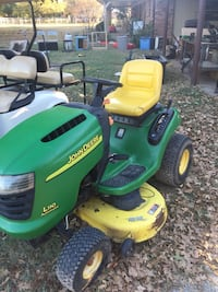 John Deere ride on mower Aurora, 76078