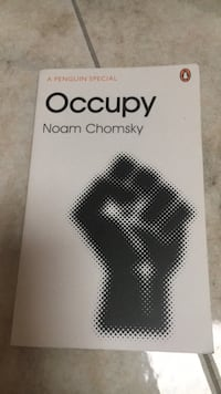 Occupy by Noam Chomsky - English  Rovello Porro, 22070