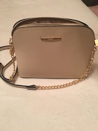 women's brown leather sling bag Laval, H7W 2J4