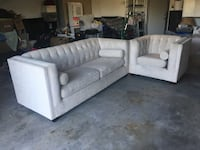 3 seater sofa and armchair Windermere, 34786