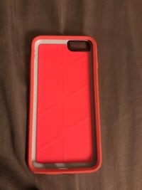 red and black iPhone case Chesapeake, 23324