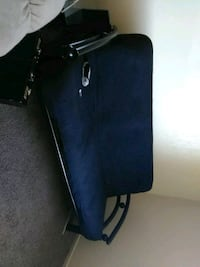 black leather padded rolling chair North Las Vegas, 89030