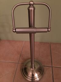 TP holder free standing valued at $40 and asking $15
