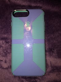 purple and green iPhone case Saint Peters, 63376