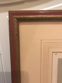 Antique artwork; frame alone is worth $400+ Middleburg, 20117