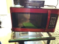 red and black microwave oven San Marcos, 78666
