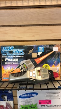 Star Trek: The Next Generation Phaser Orland Park, 60462