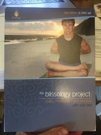 Blissology Project Yoga DVD Coquitlam, V3J 6S2