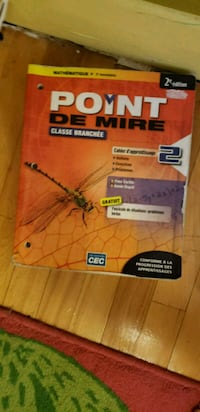 Point DE mire book Laval, H7W 2J6
