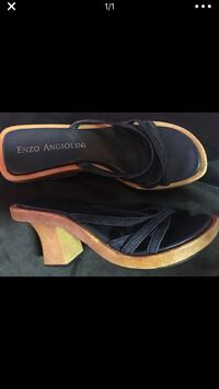 Enzo Angiolini: Woman's Dress Shoes Size 8 1/2 $18  McDonough, 30253