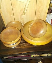 Bamboo Salad bowel set