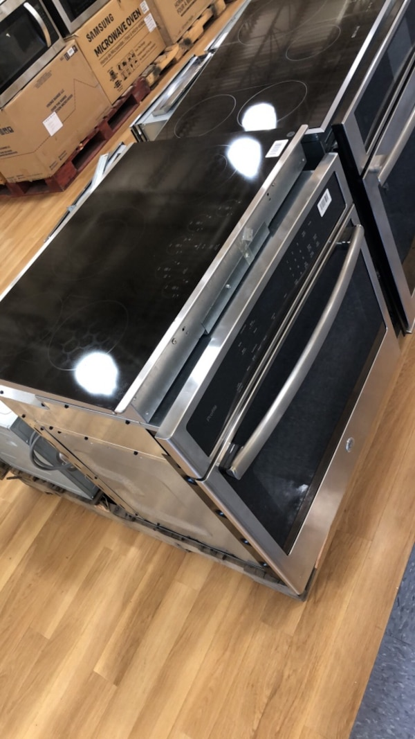 Ovens and cooktops