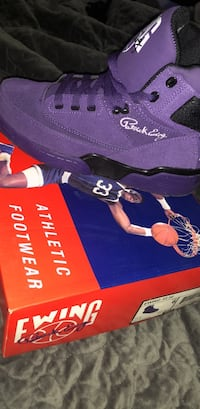 New Patrick Ewing Sneakers Size 6