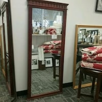 Wood frame mirror  Oakville, L6L 5N1