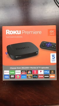 Roku TV box with remote Leesburg, 20176