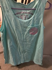 teal tank top North Vernon, 47265