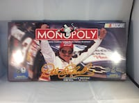 New!~Dale Earnhardt Monopoly game 2000 edition Oklahoma City, 73119