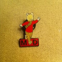 Pin Rupert the Bear