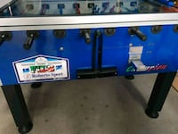 Roberto Sport Coin-Operated Foosball Table Maple, L6A