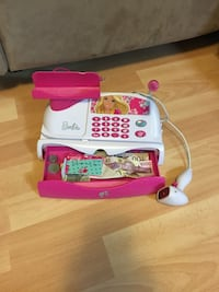 Barbie Cash Register Ottawa