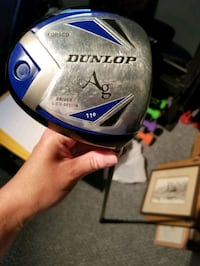 Dunlop Golf Driver w/Cover