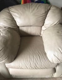 Leather single sofa  Brownsville, 78520