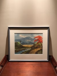 Colourful Framed Print Oakville, L6H