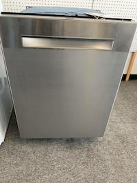 Bosch stainless steel new open box with 1 year warranty  Manassas, 20109
