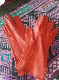 Real leather women's gloves Los Angeles, 91042