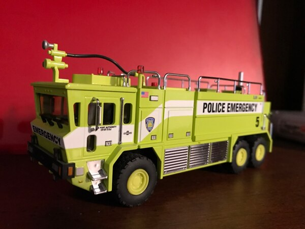 Used Code 3 Collectibles PAPD crash truck for sale in Smithtown - letgo 6bc7df916465b