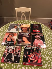 Royal Family Book Collection