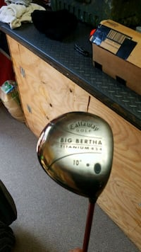 gray Callaway Big Bertha driver golf club Houma, 70364