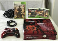 SLIM 320gb Gears Of War 3 Limited Edition! Special Wireless Controller+Games Pick up ONLY Brampton, L6Y