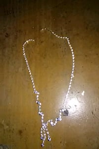 18k white gold necklace Waco, 76706