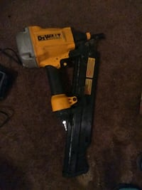 yellow and black Bostitch nail gun Tucson