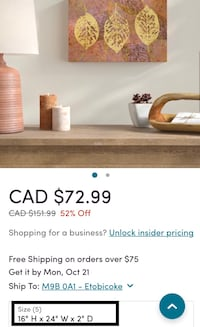 Two exactly same paintings for $70 Vancouver, V6J