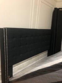 King headboard & frame 228 mi