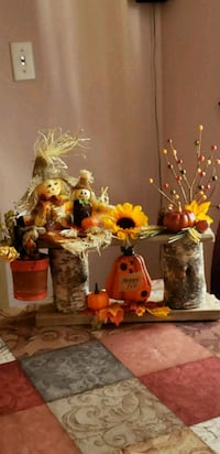 HANDMADE TABLE TOP FALL DECORATION  Levittown, 11756