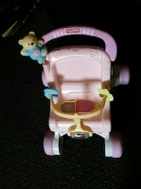 Fisher-Price Ride on Push toy car Surrey, V3W 3K6